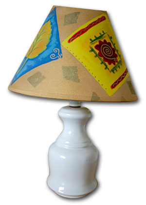Image of a lamp